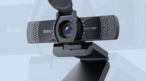 Webcam 1080p per Zoom e Meet a 10 €: ORA su Amazon   Punto Informatico