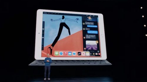 iPad nona