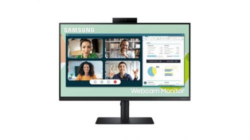 Samsung Webcam Monitor S4 ufficiale con videocamera pop up. In Italia a 289 euroHDblog.it