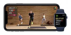 Apple Fitness+ arriva in Italia. Si potranno condividere allenamenti e sessioni di meditazione con la funzione Shareplay