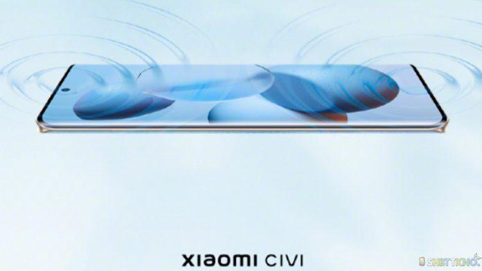 Xiaomi Civi scheda tecnica data uscita