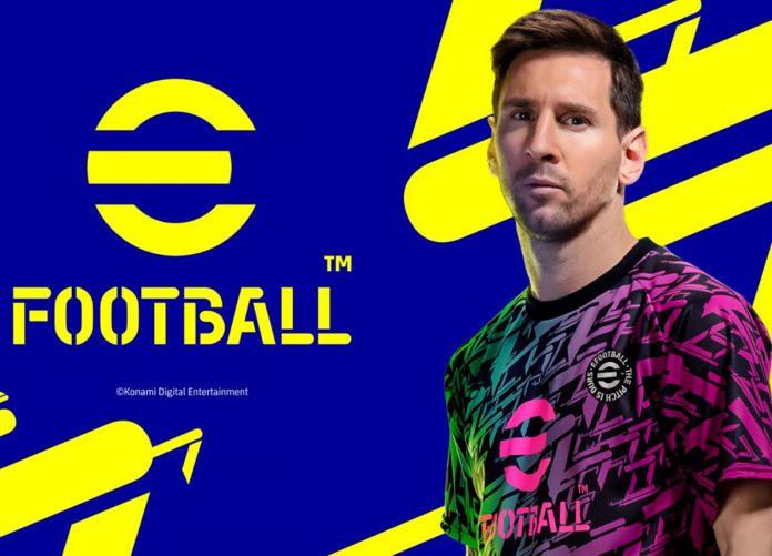gioco gratis calcio eFootball